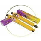 DOBINSON Амортизатор задний для лифта 0-50мм крепление шток-ухо GS21-637S