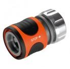 """Коннектор Premium 13 мм (1/2""""), в упаковке Gardena 08166-20.000.00"""