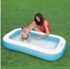 Надувной детский бассейн Intex Rectangular Baby Pool 57403