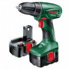 Шуруповерт PSR 14,4 (2 акк.) Bosch 0603955421