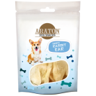 ARATON  Snack for dogs dried rabbit ears 20g