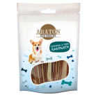 ARATON  Snack for dogs chicken and fish sandwiches 75g