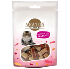 ARATON  Snack for cats fish and chicken sandwiches 50g