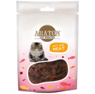 ARATON  Snack for cats soft duck sticks 50g