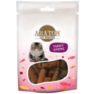 ARATON  Snack for cats tuna sticks 50g