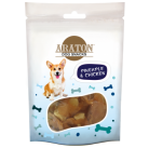 ARATON  Snack for dogs ananas and chicken rolls 75g