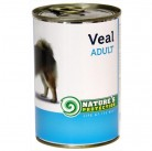 NP Dog Adult Veal 800g canned food for dogs