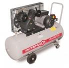 Компрессор воздушный масляный с ременным приводом КВ-430/100 Интерскол, мощ 2,2 кВт, раб. давление 1