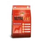 Сухой корм для взрослых аллергичных собак Ягненок с рисом Nutra Gold Lamb & Rice Adult Dog 15 кг