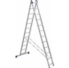30210336 Ал. лестница Corda 2х11,   Н=3,1/2,95/5,3м (010223)