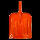 Лопата пр-во KZ снегоуборочная оранжевая