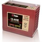 12-AGM Необслуживаемая тяговая батарея