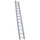 30216005 Ал. лестница 1х17 Н=4,76/5,86м  (5117) Алюмет