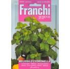 Мелисса - Лимонная трава (1 гр) DBA 89/1   Franchi Sementi