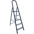 30216086 Ст. лестница-стремянка 10-х ступ Н=2,08/4,10м  (М8410) Алюмет