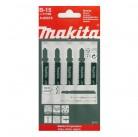 Пилки для лобзиков универсальные пилки 50 мм A-85678 Makita