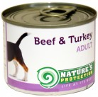 NP Dog Adult Beef&Turkey 200g dog food