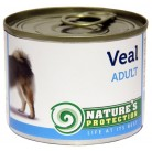 NP Dog Adult Veal 400g canned food for dogs