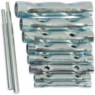 Набор ключей-трубок торцевых, 6 х 22 мм, 10 шт. SPARTA 137525