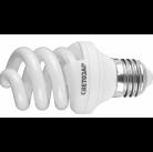 """Энергосберегающая лампа СВЕТОЗАР """"ЭКОНОМ"""" спираль,цоколь E27(стандарт),Т3,теплый белый свет (2700 К)"""