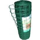 Садовая решетка (18*18 30м) Ф-18-30 зеленая