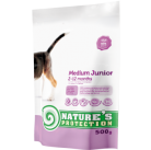 Natures Protection Medium Junior 500g dog food