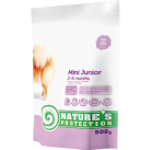 Natures Protection Mini Junior 500g dog food