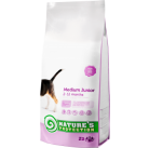 Natures Protection Medium Junior 2kg dog food