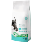 Natures Protection Mini 2kg Senior dog food