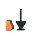 Фреза пазовая фасонная (классическая) 31,8х25,4х8 D-13390 Makita
