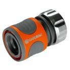 """Коннектор Premium  19 мм (3/4"""") и 16 мм (5/8""""), в упаковке Gardena 08167-20.000.00"""