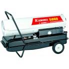 Нагреватель на жидком топливе P-5000E-T (41,0 кВт)