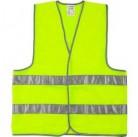"Жилет STAYER ""MASTER"" флуоресцентный, желтый, размер XL (50-52)"