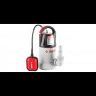 Насос ЗУБР погружной, дренажный, для чистой воды, напор 8,5 л, 250 л/мин, 750Вт