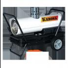 Нагреватель на жидком топливе PID-90K с дымоотводом (26кВт)