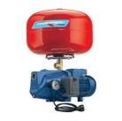 Гидрофор со сферической емкостью технополимер раб. колесо Pedrollo JSWm/12HX - 24SF