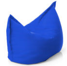 Подушка синяя