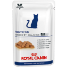 Влажный корм Royal Canin NEUTERED WEIGHT BALANCE 12*100g