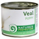 NP Puppy Veal 200g