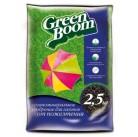 Удобрение органоминеральное сухое, гранулированное, с микроэлементами Green Boom®  От пожелтения газона