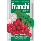 Редиска Rapid Red 2 (0,2 гр)  112/29 Franchi Sementi