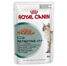 Royal Canin Instinctive +7 (в соусе) 12*85G