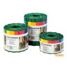 Бордюр зеленый 15 см, 9 м Gardena 00538-20.000.00