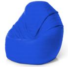 Груша  синяя кожзам