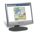 ПК с предустановленным программным обеспечением. Интерфейс управления сателлитами  Rain Bird SCONSAT