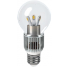 Лампа Gauss LED GlobCry cl 5W E2741DIM(105202205D)