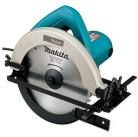 Пила дисковая Makita 5806B, 220В, 1050Вт, глубина пропила 66 мм, диск 185х20 мм, 4700 об/мин, 3.4 кг