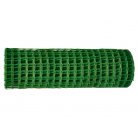 Садовая решётка в рулоне 1х20 м, ячейка 17х17 мм - хаки   64512