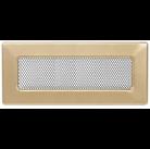 Решетка вентиляционная золотистая Dospel 11х32; 11х42
