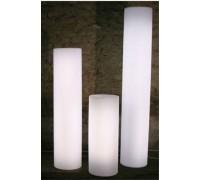 Цилиндр световой Cilindro Est Bianco, h-170, base E1 (LPCIE170A)   SLIDE Италия